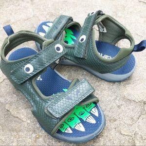 Carter's Boy's Dinosaur Sandals